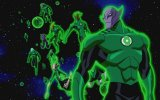 Green Lantern: Emerald Knights Fragman